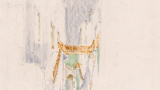 1955<br />Pastel on paper<br />50.8 x 35.6 cm<br />Collection of the Artist