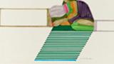 1970<br />Crayon-feutre sur papier<br />43.6 x 28.0 cm<br />Collection de l'artiste